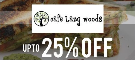Cafe Lazy Woods Single Special