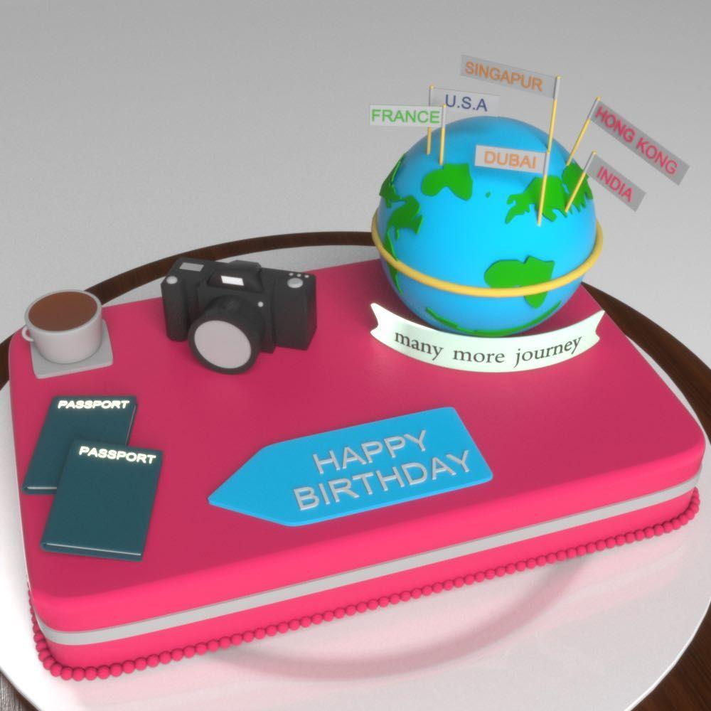 Many More Journey Cake